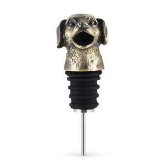 Dog stopper & pourer