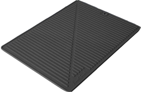 Drying mat black