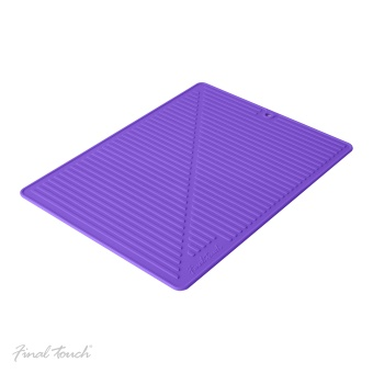 Torkmatta Drying Mat, Lila