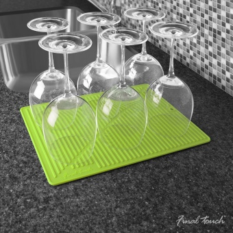 Drying Mat Lime