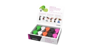 Twister colour display 20-pcs