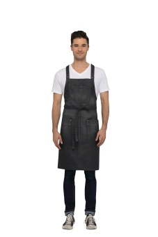 GALVESTON Apron Grey