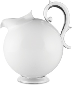 Aqua Pitcher 2,25 L SOLID WHITE