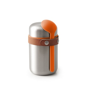 Food Flask Orange