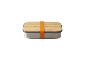 Steel Sandwich Box Orange