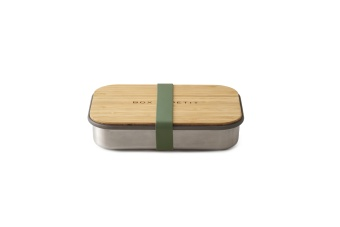 Steel Sandwich Box Olive