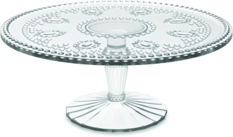 Cake Stand 16,5 cm - Clear