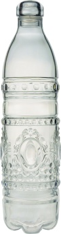 Baroque & Rock Bottle clear
