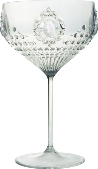 Evergreen Cocktail glass CLEAR