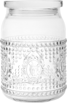 Burk Clear Baroque & Rock, Medium 900 ml
