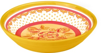 Baroque & Rock set 4 Soup plates