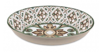 Baroque & Rock Oval Serving bowl Tuscany