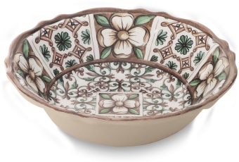 Baroque & Rock Fruit Bowls Marocco