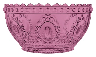 Salad bowl Old Pink