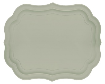 Oval Tray Honey