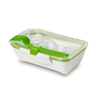 BENTO BOX White / Lime