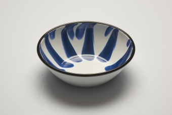 Kapka Blue Salad Bowl