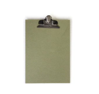 Brût Clipboard Green
