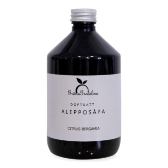 Alepposåpa Citrus