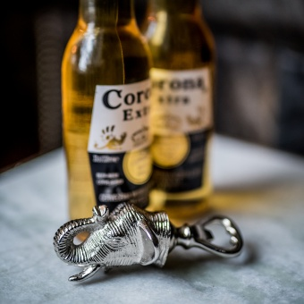 Elephant bottle opener