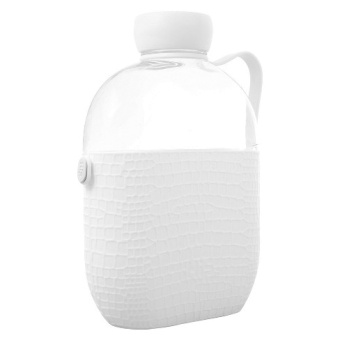Hip Bottle, cloud grey