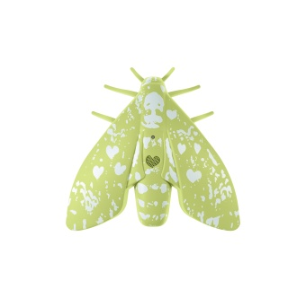 Brandvarnare LENTO 10 LIGHT GREEN