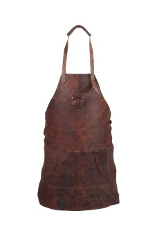 Apron Brown