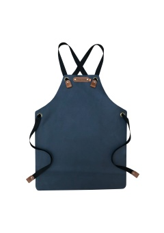 Kids Apron Blue