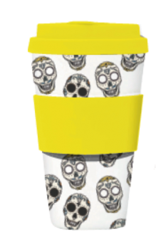Take away-mugg Skulls