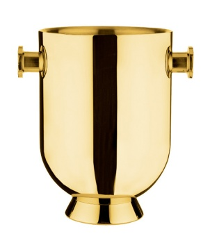 Trombone champagne cooler Gold