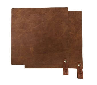 Pot Holder Rust 2-pcs