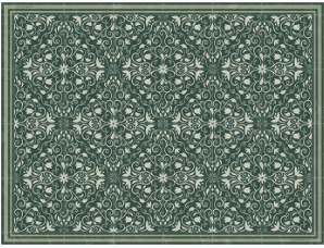 Placemat CAMPIGLIO Green