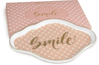 Shine Cloud Plate SMILE