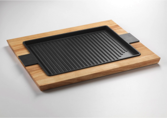 SIX o'clock Rectangular grillpan