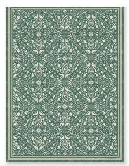 Carpet Telki 120x190 cm Campiglio Green