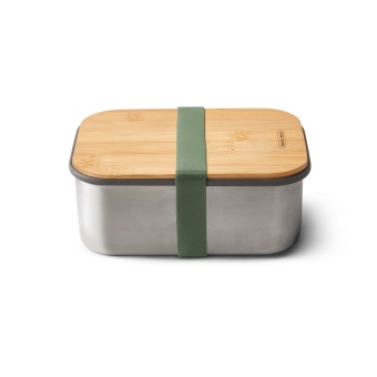 Large Sandwich Box Olive