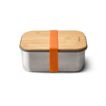 Large Sandwich Box Orange