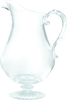 Chic & Matt Pitcher Clear