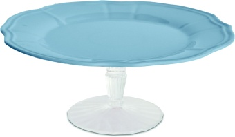 Cake Stand 22  Blue