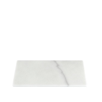 Serving Board 15x30 white