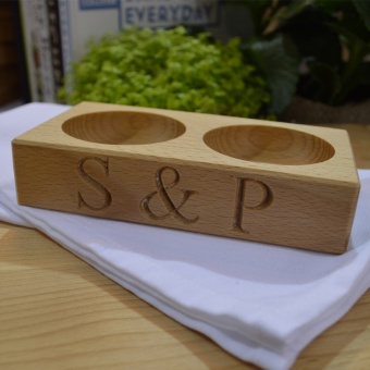 Salt & Pepper beech wood