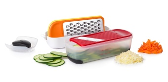 OXO Mini Grate & slice set