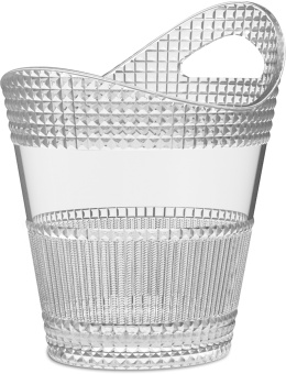 Chic & Zen Champagne Bucket clear
