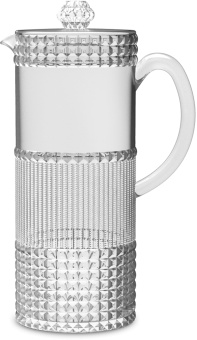 Pitcher Clear Chic & Zen