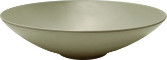Chic & Zen Soup Plate TAUPE