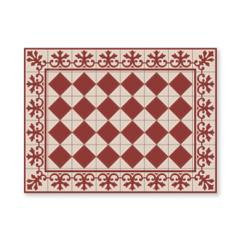 Placemat Liberty Red