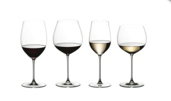 Riedel Tasting Set Veritas 4-pack