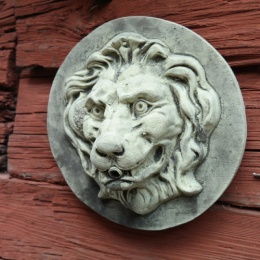 Lion Mask Fountain
