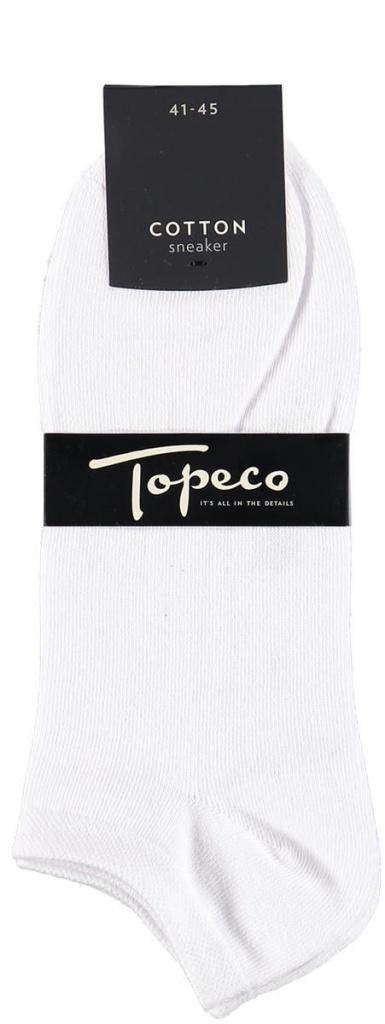 TOPECO SNEAKER SOLID COTTON