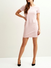 VITINNY NEW S/S DRESS - NOOS